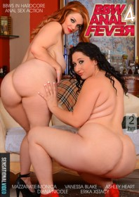 BBW Anal Fever 4